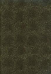 """25"""" Remnant Piece ZEN I - Green Tonal Flowers"""