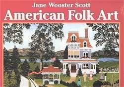 "Vintage Find!  Jane Wooster Scott ""American Folk Art"" Calendar"