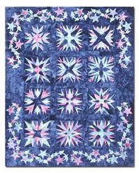 Midnight Stars Block of the Month<br><i>Start Any Time!</i>