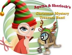 Agatha & Sherlock's 2020 Christmas Mystery Treasure Hunt