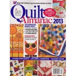 Quilt Almanac 2013