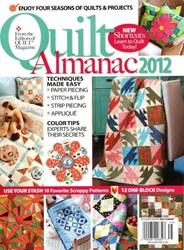 Quilt Almanac 2012