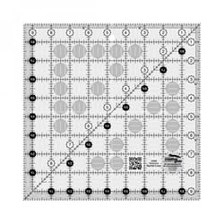 """Creative Grids 9 1/2"""" x9 1/2"""" Ruler"""