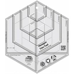 Creative Grids Hexagon Trim Tool