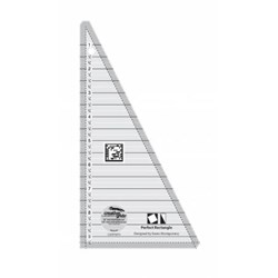 Creative Grids Perfect Rectangle Ruler 9-1/2in Quilt Ruler