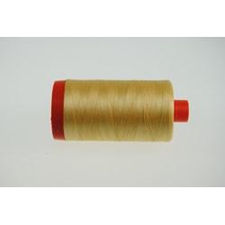 Aurifil #2130 - Mako 50 wt  Thread - Medium Butter