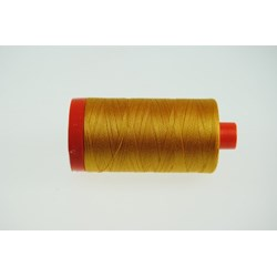 Aurifil #2140- Mako 50 wt  Thread - Autumn Gold