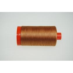 Aurifil #2330 - Mako 50 wt  Thread -Ginger