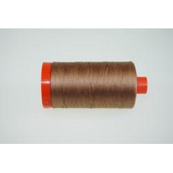 Aurifil #2340 - Mako 50 wt  Thread -Luggage Brown