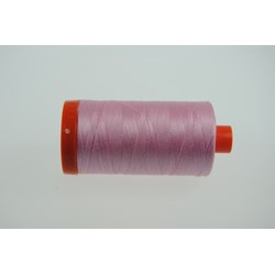 Aurifil #2423 - Mako 50 wt  Thread - Baby Pink