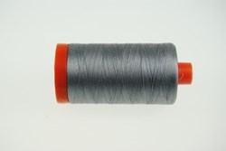 Aurifil #2606 - Mako 50 wt  Thread - Mouse Gray