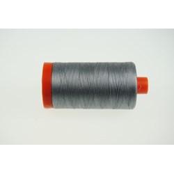 Aurifil #2606 - Mako 50 wt  Thread - Mouse Gray