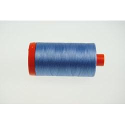 Aurifil #2720 - Mako 50 wt  Thread - Light Blue
