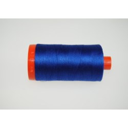 Aurifil #2735 - Mako 50 wt  Thread - Royal Blue