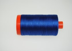 Aurifil #2740 - Mako 50 wt  Thread - Dark Cobalt