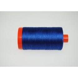 Aurifil #2740 - Mako 50 wt  Thread - Dark Cobalt
