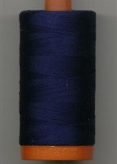 Aurifil #2745 -  Mako 50 wt  Thread - Midnight Blue