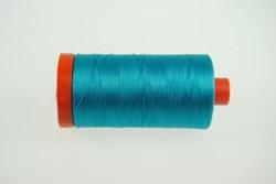 Aurifil #2810 - Mako 50 wt  Thread - Turquoise