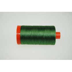 Aurifil #2890 - Mako 50 wt  Thread - Dark Grass Green