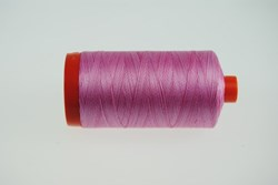 Aurifil #3660 - Mako 50 wt  Thread - Bubblegum Pink
