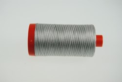 Aurifil #4060 - Mako 50 wt  Variegated Thread -Silver/Gray
