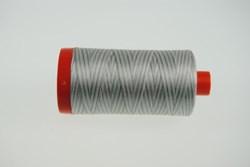Aurifil #4060 - Mako 50 wt  Variegated Thread -Silver/Gray