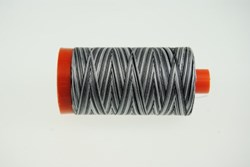 Aurifil #4652  - Mako 50 wt  Variegated Thread -Zebra