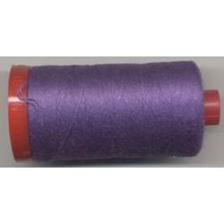 Aurifil #8526 - Wool Thread 12wt -Dark Purple
