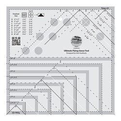 Creative Grids Flying Geese Tool