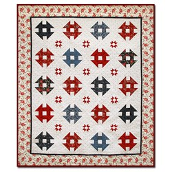 Star Spangled Sparkler Quilt Pattern Download