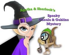 Agatha & Sherlocks Free 2020 Halloween Day Spooky Ghouls & Goblins Mystery