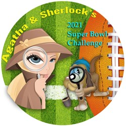 Agatha & Sherlocks Free 2021 Super Bowl Lost & Found Love's Mystery