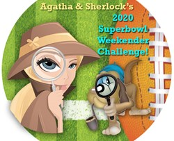 Agatha & Sherlocks Free 2020 Super Bowl Hard Rock Mystery - <i> A Two-Weekender Event!</i>