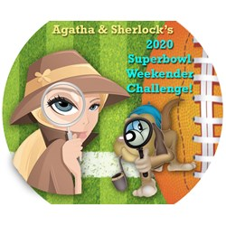 Agatha & Sherlocks Free 2020 Super Bowl Hard Rock Mystery -  A Two-Weekender Event!