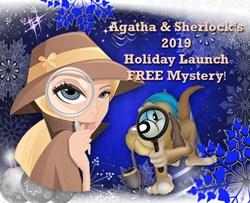 Agatha & Sherlocks Free Holiday Launch Mystery 2019