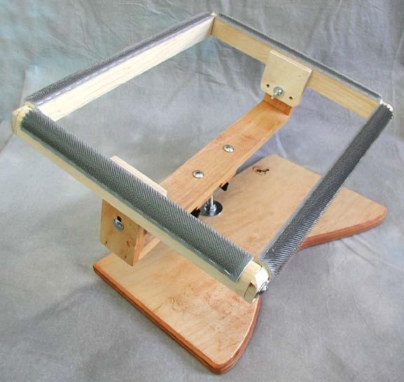 Swivel Rug Hooking Lap Frame